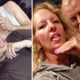 Sprawdź, jak rodzice epicko odtworzyli zdjęcia swoich nastolatków!