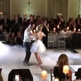Hit Internetu! Para młoda w kultowym tańcu z Dirty Dancing!
