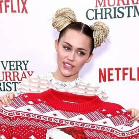 """Miley Cyrus w stylizacji """"na Sarsę""""!"""