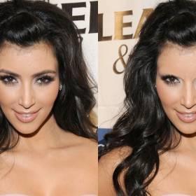 Sprawdź, jak wyglądaliby celebryci, gdyby nie mieli brwi!