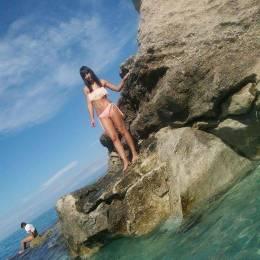 Paulina, włocławek w stroju kąpielowym