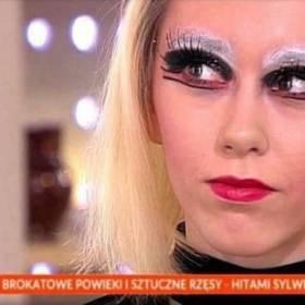 """Jak wyglądałby makijaż z """"PnŚ"""", gdyby był dobrze zrobiony?"""