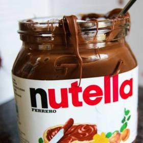 Będziesz w głębokim szoku, gdy zobaczysz, jak wygląda skład Nutelli!