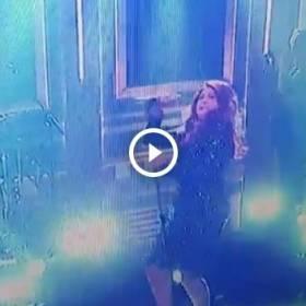 Meghan Trainor spadła ze sceny... Ale w jakim stylu! Wszystko przez szpilki!