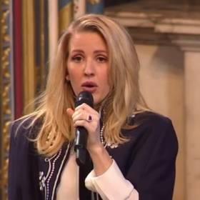 Ellie Goulding zaśpiewała dla Królowej Brytyjskiej!