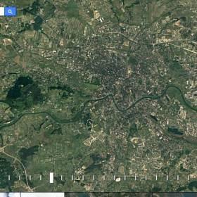 Sprawdź za pomocą Google'a, jak zmieniało się twoje miasto przez ostatnie 30 lat!