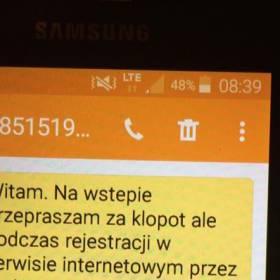 Gdy zobaczysz takiego SMS-a, nie odpisuj! Możesz stracić mnóstwo pieniędzy!