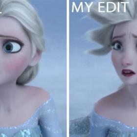 Zobacz, jak wyglądałyby bardziej realne postaci z filmów animowanych!