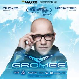 Gromee na Sunrise Festival 2016!