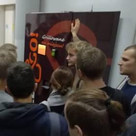 Kebs&Go - pierwszy automat do kebaba - stanął na wydziale Politechniki Warszawskiej!