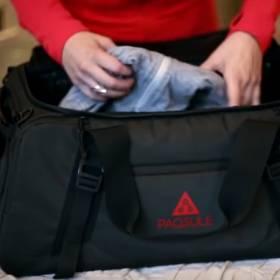 Ta torba odświeży Twoje ubrania i buty!