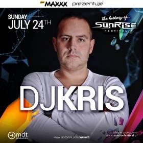 DJ Kris na Sunrise Festival 2016!