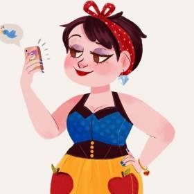 Tak wyglądałyby księżniczki Disneya, gdyby żyły w XXI wieku