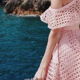 Natalia Siwiec w tej samej sukience, którą miała już na sobie Małgorzata Rozenek i Ola Ciupa!