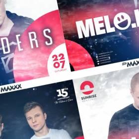 Kolejne polskie gwiazdy sceny elektronicznej dołączają do line upu tegorocznego Sunrise Festivalu!