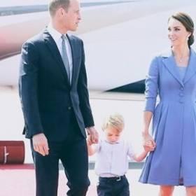 Książę William nie może podróżować tym samym samolotem co George i Charlotte!