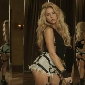 Shakira da Polakowi prywatne show! Wszystko przez zakład