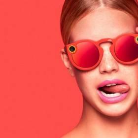 Nagrywaj snapy za pomocą okularów!