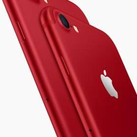 Apple wprowadza czerwonego iPhone'a!