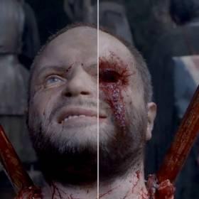 Tak wyglądają filmowe ujęcia przed użyciem efektów specjalnych i po ich zastosowaniu!