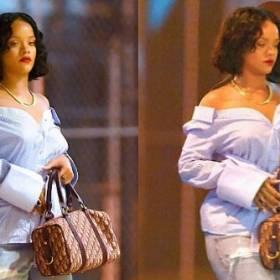Wiemy, dlaczego Rihanna tak drastycznie przytyła!