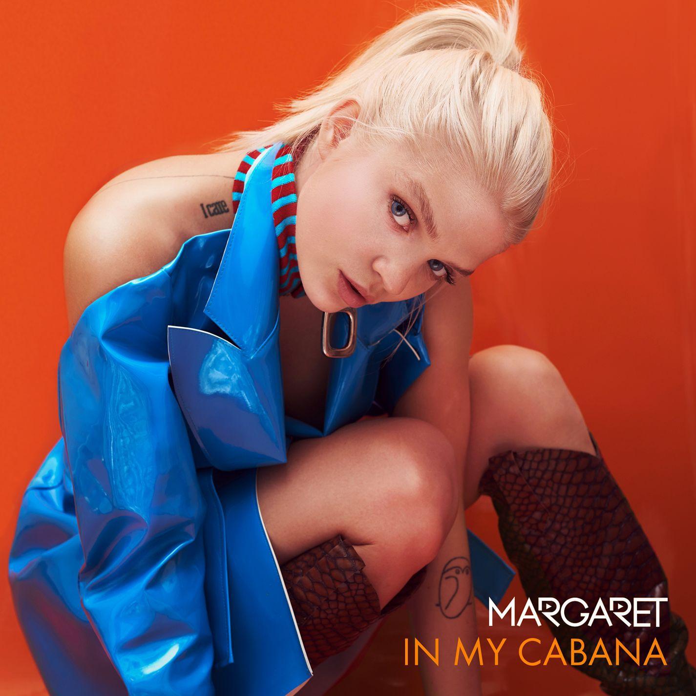 Margaret na szczycie listy iTunes w Szwecji!