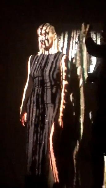 Katarzyna Warnke wystąpiła nago na pokazie mody Macieja Zienia!