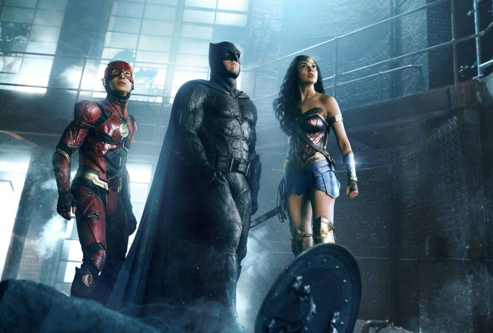 """""""Liga Sprawiedliwości"""" już od jutra na DVD i Blu-Ray!"""
