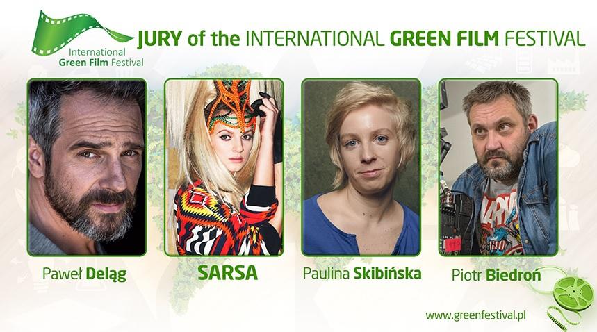 International Green Film Festival: Międzynarodowy Festiwal Filmów Ekologicznych w Krakowie