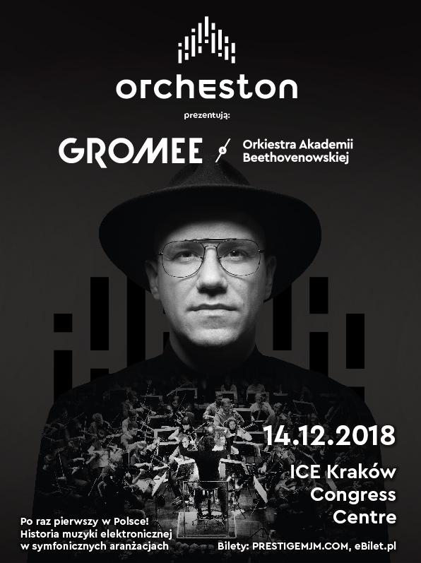 ORCHESTON - muzyczny show jakiego w Polsce nie było!
