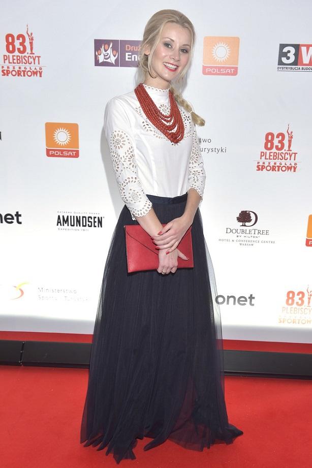 Ewa Bilan-Stoch na wybiegu! Żona skoczka została modelką?