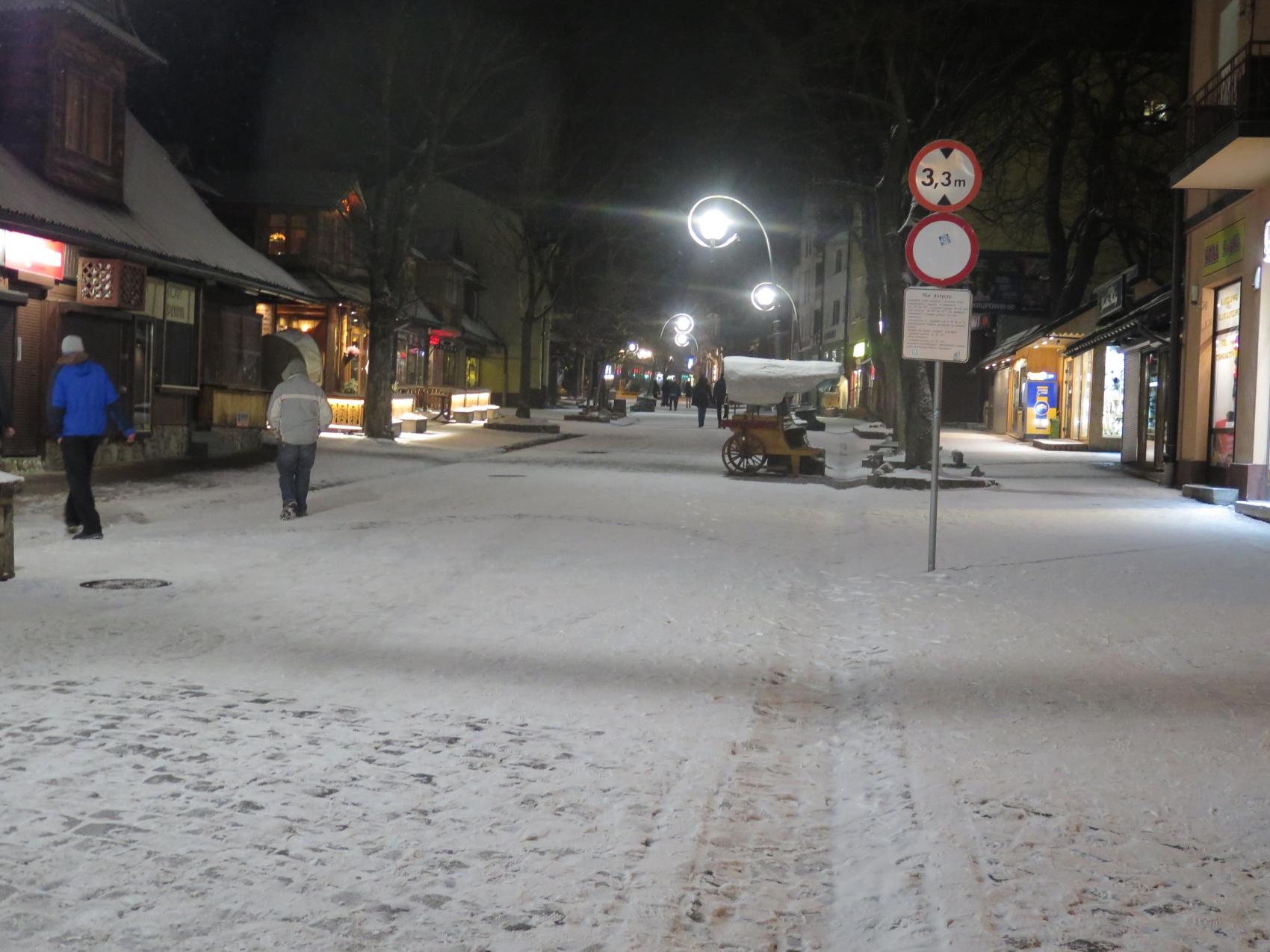 Zima w Zakopanem! Tam zrobiło się biało! [ZDJĘCIA]