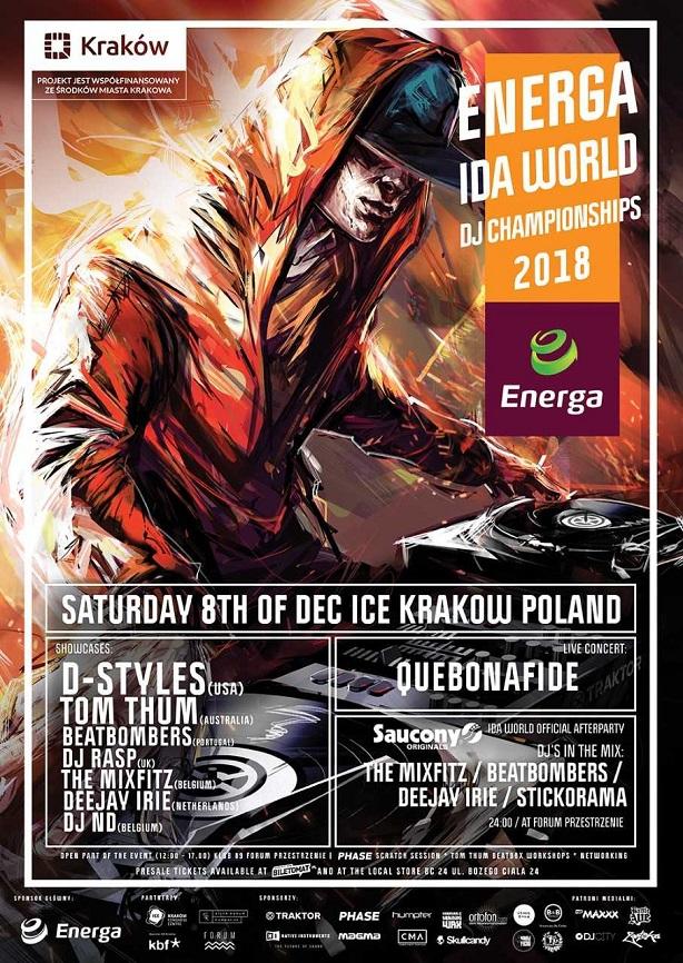 Mistrzostwa Świata DJ-ów już 8 grudnia w Krakowie!