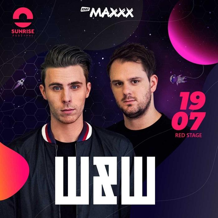 Sunrise Festival 2019: W&W kolejną gwiazdą imprezy!