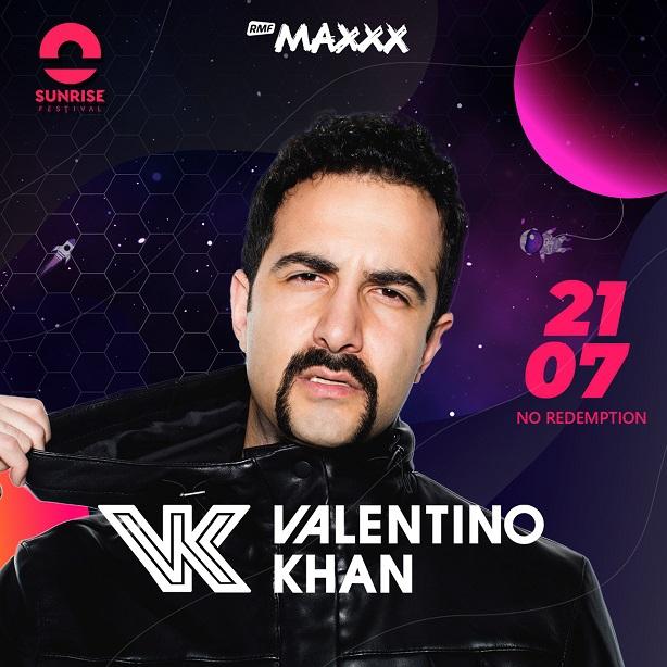 Valentino Khan zagra na Sunrise Festival 2019!