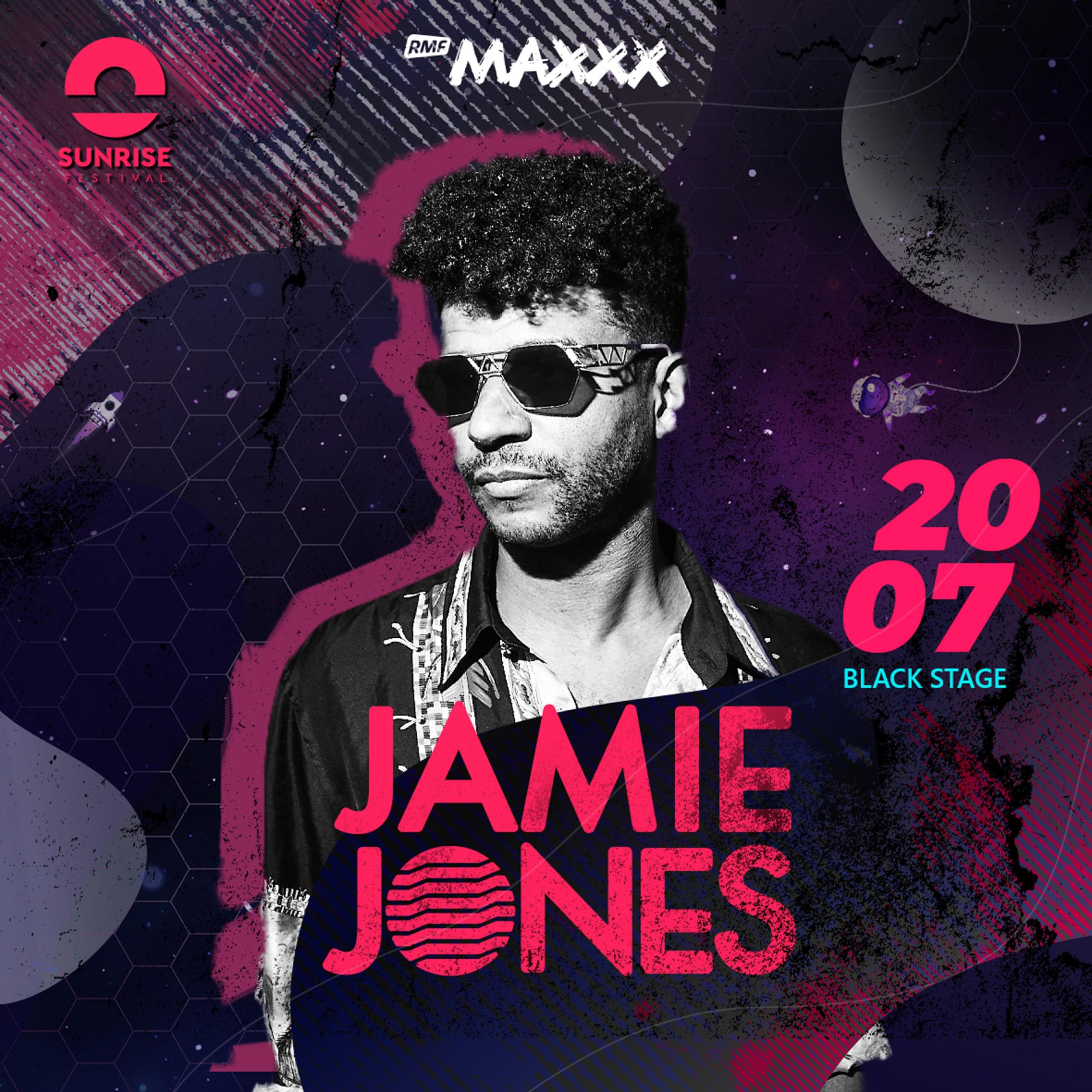 Sunrise Festival 2019: Jamie Jones na scenie Black Stage!