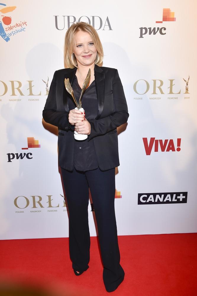 Orły 2019: Polskie Nagrody Filmowe rozdane! Kto pojawił się na czerwonym dywanie? [ZDJĘCIA]