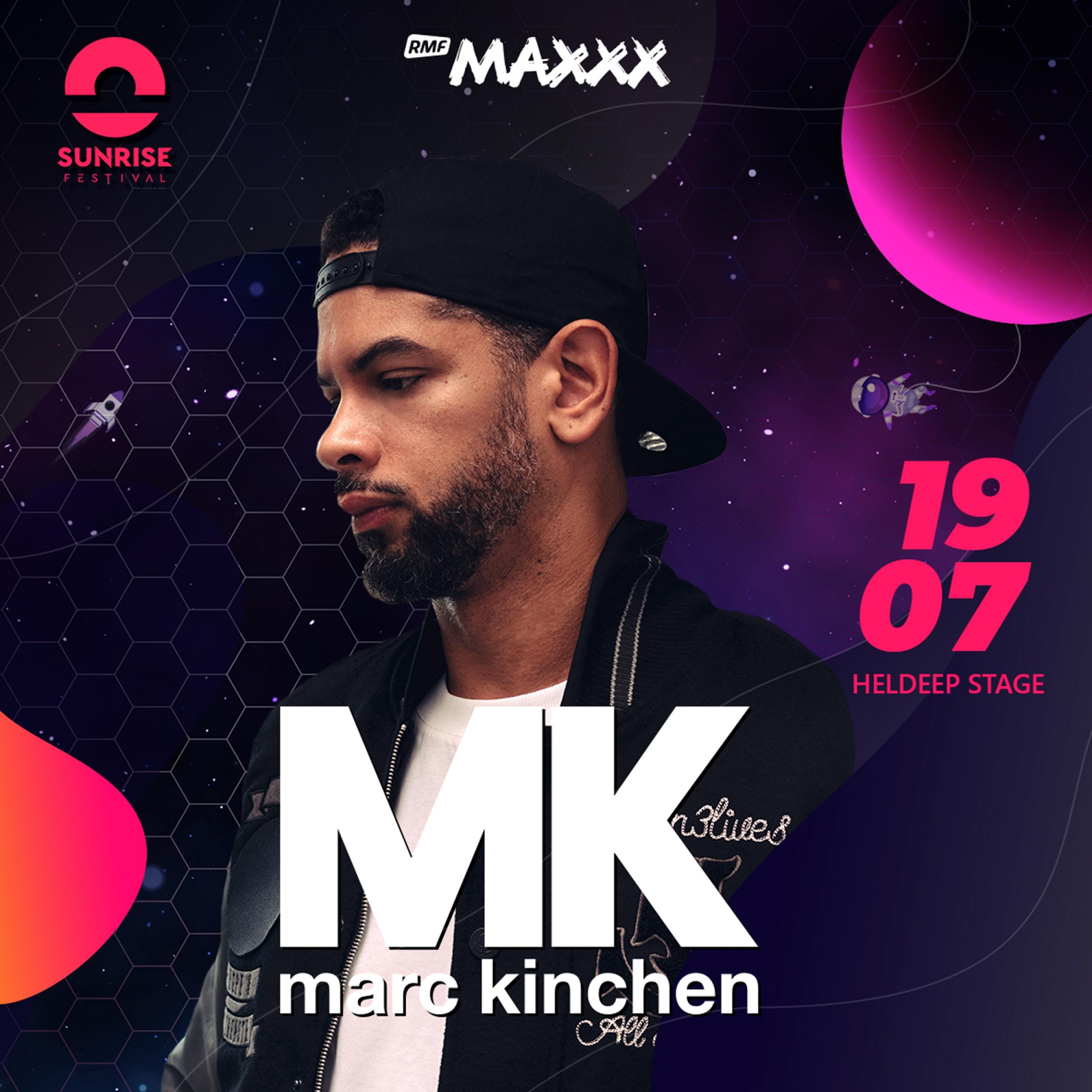 MK zagra na Sunrise Festival 2019!