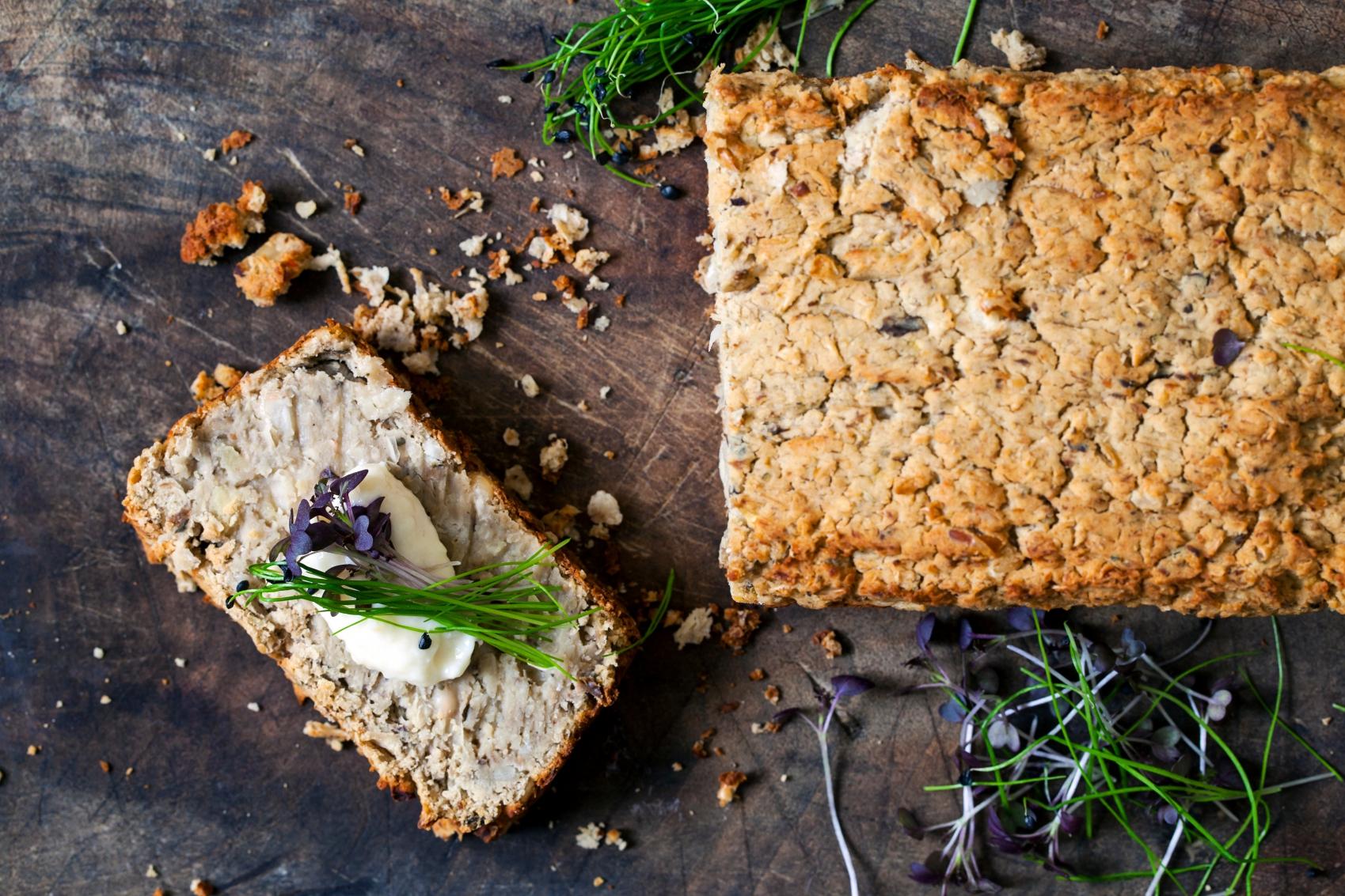 Wielkanoc: Pasztet wegetariański od Anny Lewandowskiej [PRZEPIS]