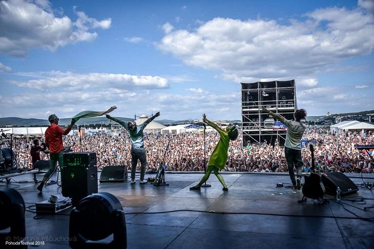 Pohoda 2019: Liam Gallagher, Lykke Li oraz The Roots gwiazdami festiwalu