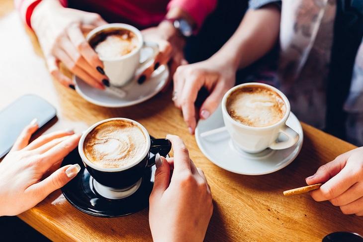 Energetyczna kawa zgodnie z recepturą Ani Starmach!
