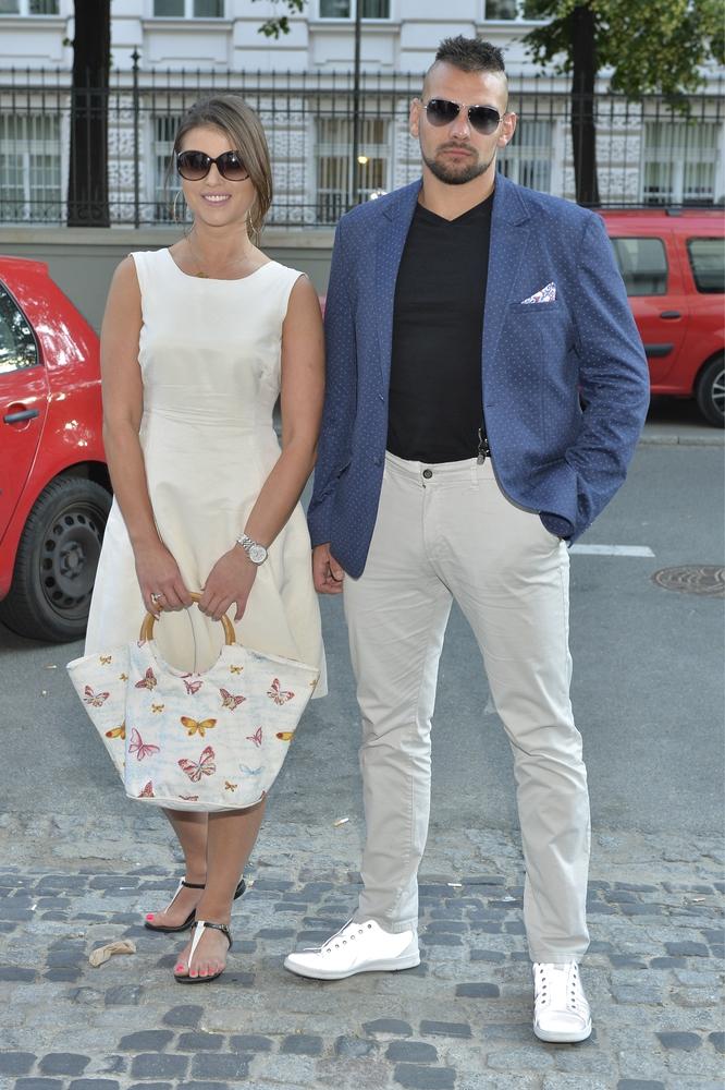 """""""Big Brother"""". Angelika Głaczkowska i Igor Jakubowski są parą? Już brylują razem na salonach. Zobacz zdjęcia"""