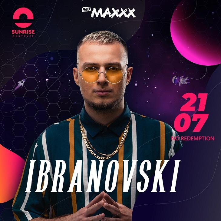 Ibranovski zagra na Sunrise Festival 2019! Kto jeszcze pojawi sie w Kołobrzegu?