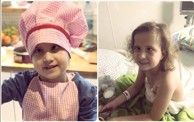 Pomóżmy Julce wygrać walkę z rakiem!