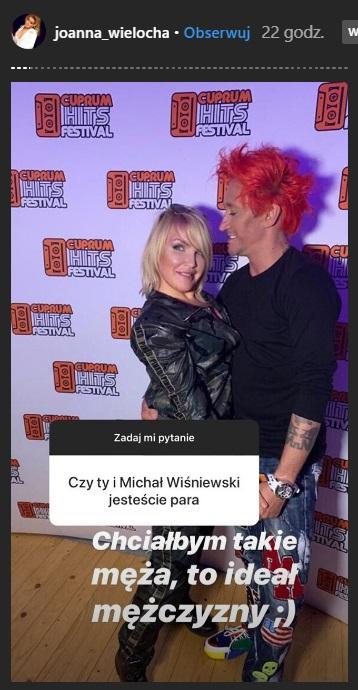 """Michał Wiśniewski spotyka się z Asią z """"Chłopaków do wzięcia""""? """"To jest najcudowniejszy facet na tej planecie"""""""