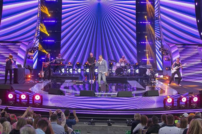 Adamo RUDNIK był gwiazdą czwartego dnia Top Of The Top Sopot Festival