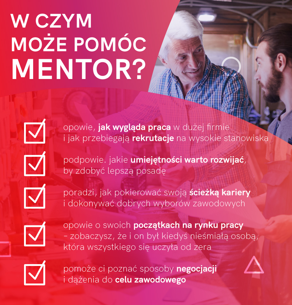 co to jest mentoring?