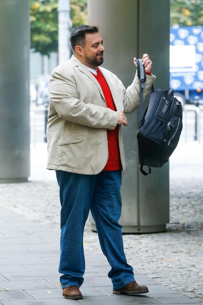 Tomasz Sekielski chudnie w oczach! Po operacji zrzucił już 30 kg