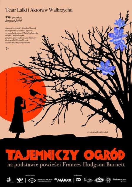 TAJEMNICZY OGRÓD – listopadowa premiera w Teatrze Lalki i Aktora w Wałbrzychu