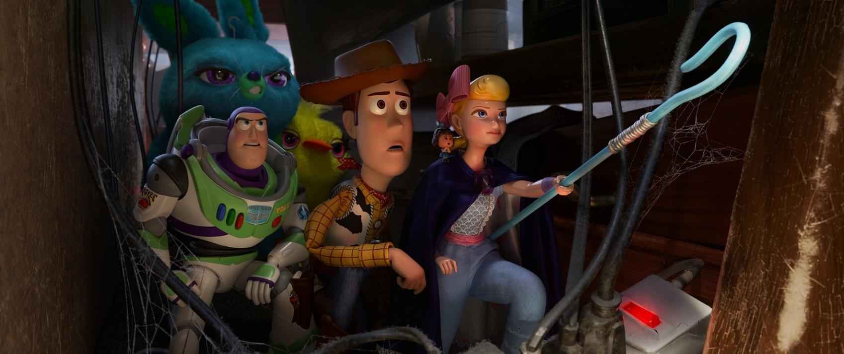 TOY STORY 4: Premiera Blu-ray™ i DVD już 11 grudnia!